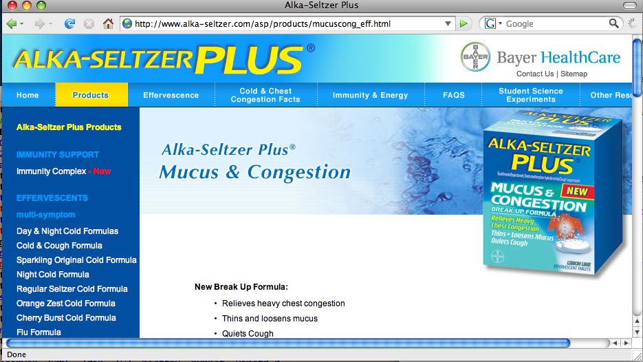 As+Mucus