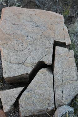 Broken-Rock